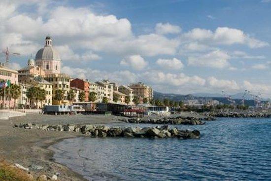 Excursion à arrêts multiples à Gênes