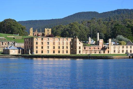Port Arthur, Richmond og Tasman...