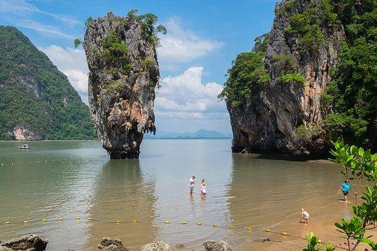 约翰格雷的香港星光与海洞皮划艇和Loy Krathong漂浮
