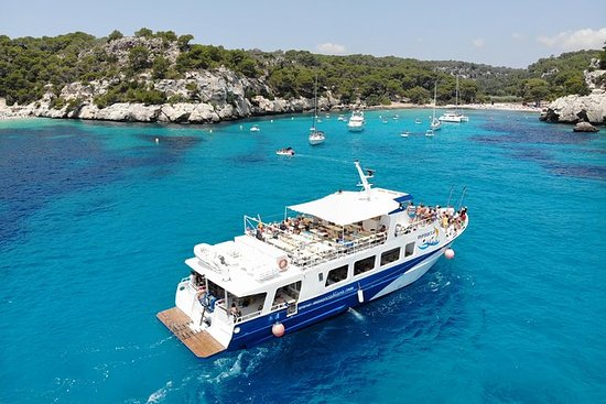 Menorca: South Coast Boat Trip with...