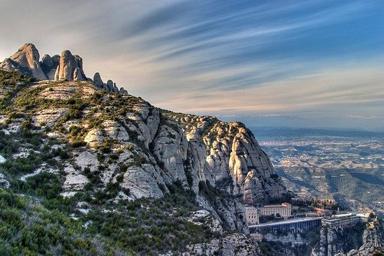 Montserrat On Your Own from Barcelona