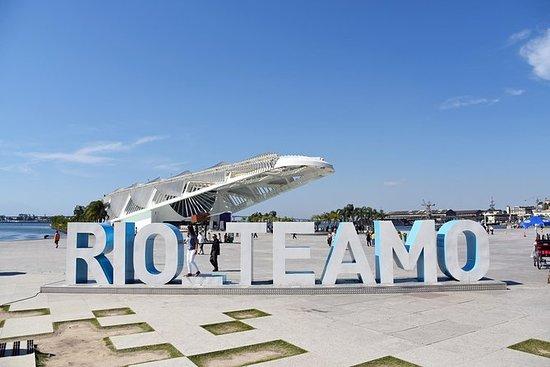 Explorando o centro do Rio - com o...