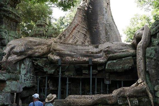 Excursión de dos días a Angkor Wat...