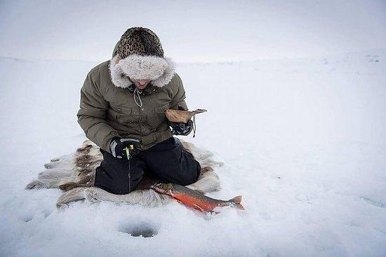Den hemliga arktiska sjön