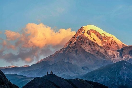 Majestetiske Kaukasus