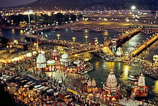 Spiritual Haridwar and Rishikesh Day...