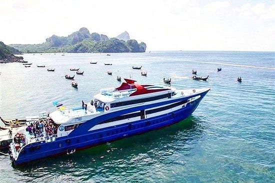 Phi Phi Island Tour by Royal Jet...