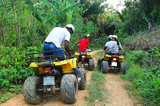 Roatan Jungle & strand ATV Adventure