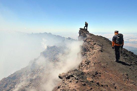 Escursione sull'Etna con le Guide