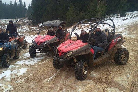 ATV & Buggy Tour in Carpathian...