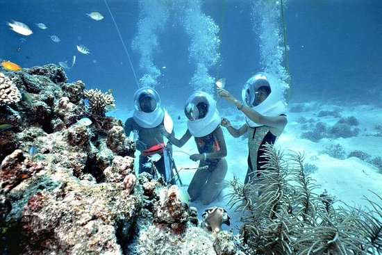 Ny Bali-upplevelse - Sea Walker GWK ...