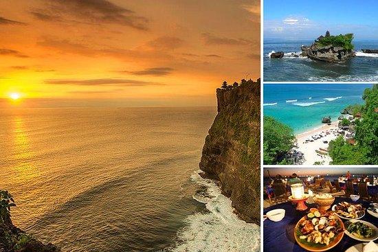 Bali Day-Tour: Tanah Lot y Uluwatu...