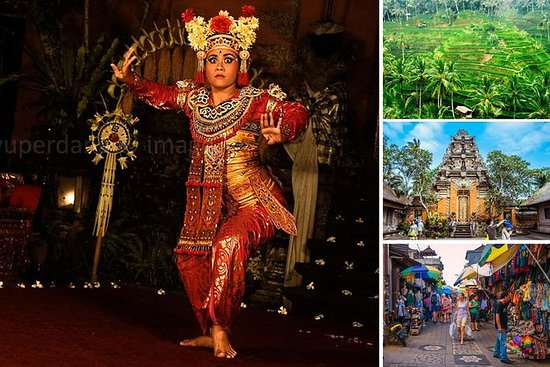 Bali Day-Tour: Ubud Night Half Day...