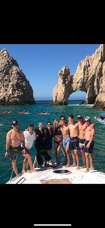Cabo San Lucas - Visserijcharter - 60 voet Bertram - Blauwe zee: Great family trip!