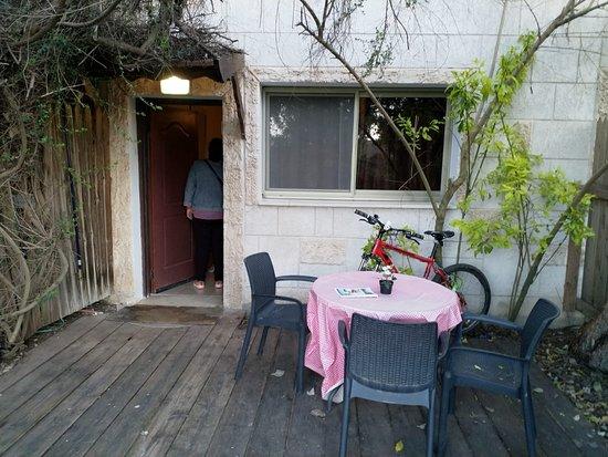 Bet Lehem HaGelilit, Israël: ALON's porch