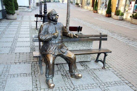 Pomnik Dobrego Wojaka Szwejka