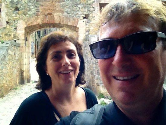 Viajando ( Josep Mª i  Elena )