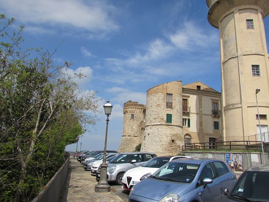 Monteodorisio, Italia: Borgo Fortificato