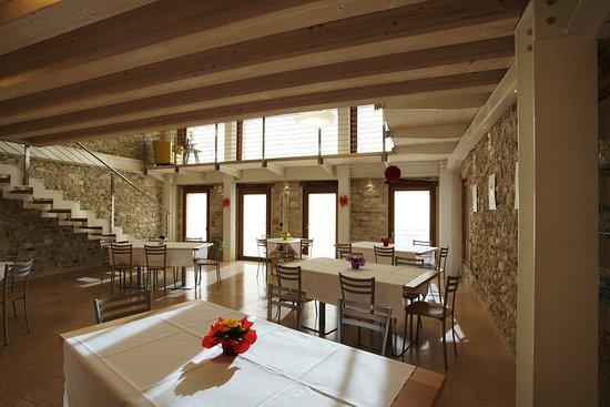 ולדוביאדנה, איטליה: La nostra sala degustazione