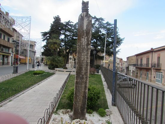 Giardinetto del Monumento ai Caduti