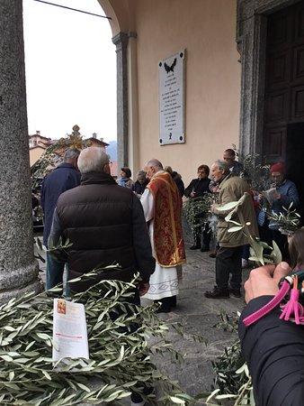 Oliveto Lario, Italia: La Domenica delle Palme. EMY-ANDY