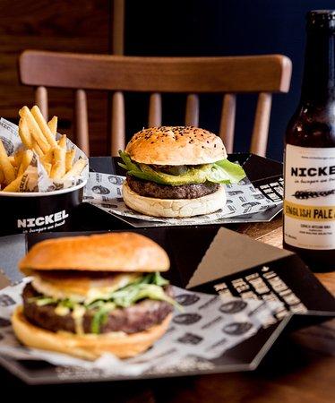 Nickel Burger Alameda: Nickel Burger