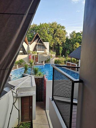 Balcony Picture Of Dancing Villas Nusa Dua Tripadvisor