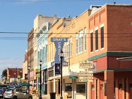 Downtown Denison
