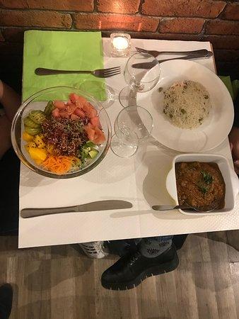 Eat Green: Poké  & Curry lets eat tonight ...