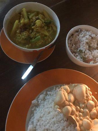 Best Veggie Curry