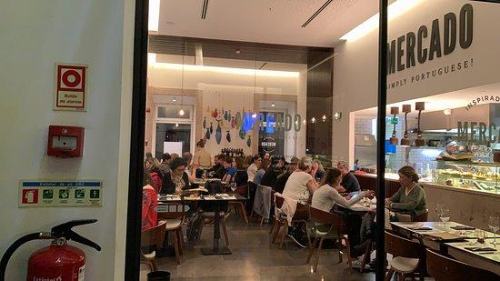Foto de Mercado Simply Portuguese