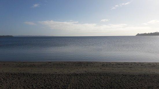 Caminar por costanera un placer
