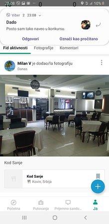 Kovin, סרביה: Kod Sanje