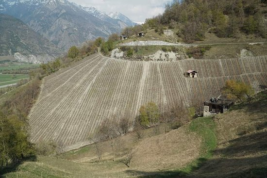 Turtmann, İsviçre: Unterwegs