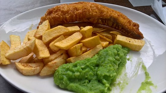Image The Golden Chippy in London