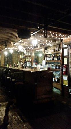 Ellsworth, KS: This is the bar.