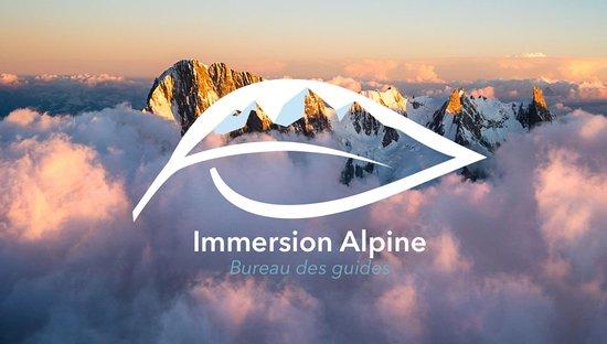 Immersion Alpine Bureau des guides