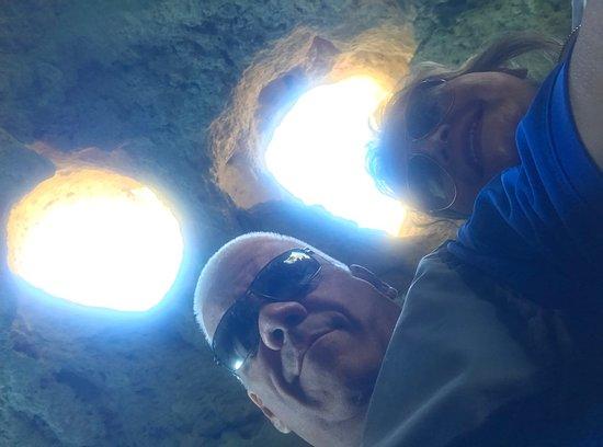 Taruga Benagil Tours: Passeio de lancha nas falésias de Benagil