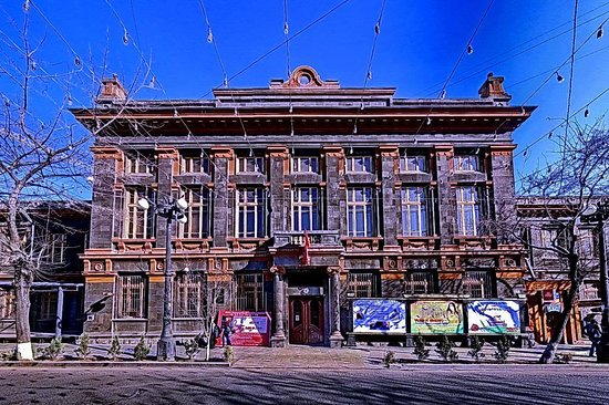 Arno Babajanyan Concert Hall