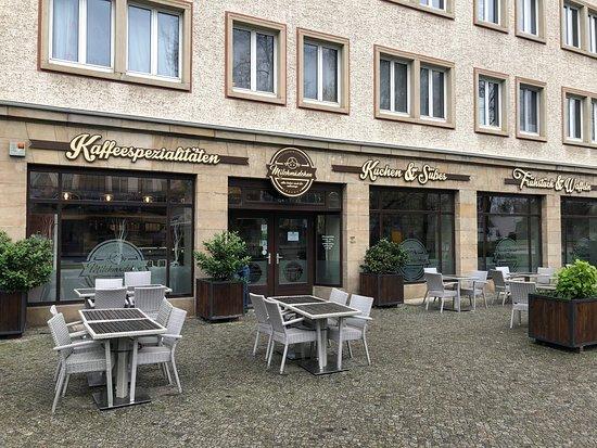 Milchmädchen Dresden