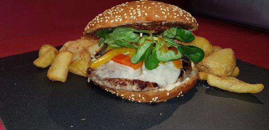 """ROSY"" Burger - Casavecchia"