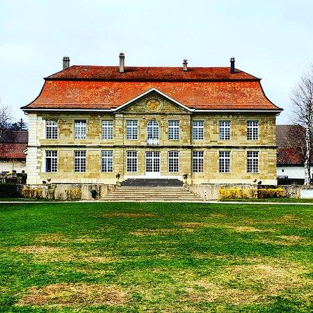 فود, سويسرا: Beautiful Castle in L'Isle (Vaud) Switzerland🇨🇭. Joli petit château à l'Isle dans le canton de Vaud en Suisse. Ecco un bel castello in L'isle nel canton de Vaud !