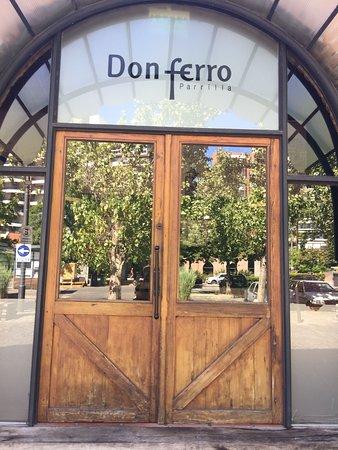 Vista De La Terraza Con Vista Al Río Picture Of Don Ferro