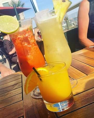 Banana Wharf Poole: Cocktails 🍹