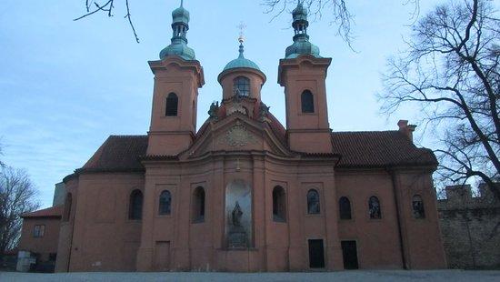 Kostel sv.Vavrince