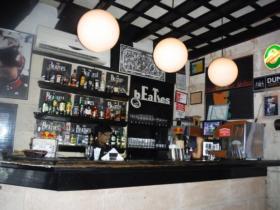 Beatles Bar: View of Bar