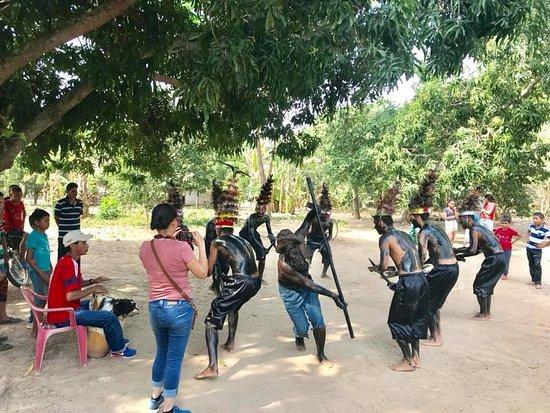 San Sebastian de Buenavista, โคลอมเบีย: Caño Menchiquejo , vía comunidad del pital .  Avistamiento de aves , tendrás una experiencia de turismo comunitario con los pítalaleros .