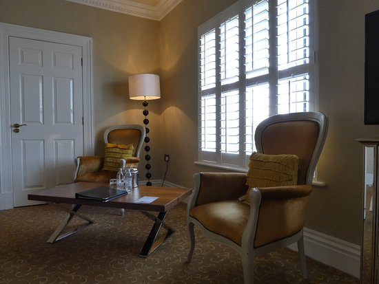 A Quiet Corner For Relaxing Picture Of Hayfield Manor Hotel