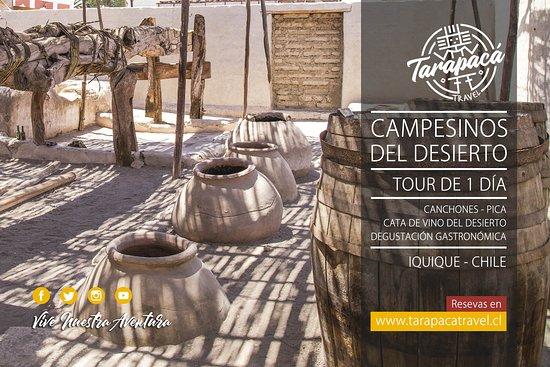 Регион Тарапака, Чили: TOURS CAMPESINOS DEL DESIERTO