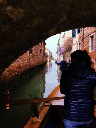 Row Venice – fotografia